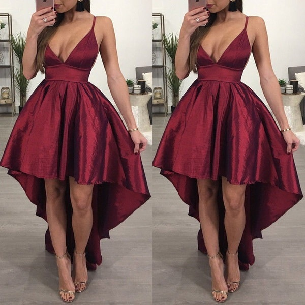 Sexy Women Formal Dress Long Ball Gown Party Prom Cocktail Wedding Bridesmaid Evening Dress