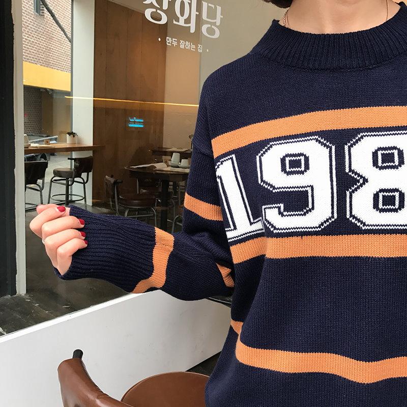 ☆ニットタートルネックセーターふわふわフィアー☆ゆったり☆体型カバーコーディガン秋冬大きいサイズ韓国レデイースファッション☆大人気