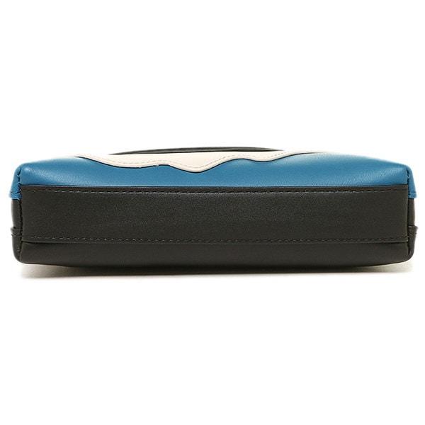スリーワンフィリップリム バッグ 3.1 Phillip Lim 0366NPP AD402 POUCH LEATHER クラッチバッグ ADRIATIC BLUE