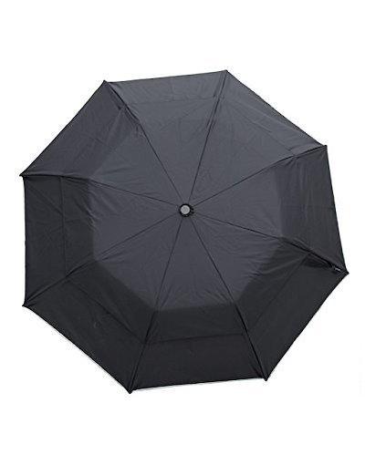 (ブラックアスペン)ブラックアスペン46インチソロ風防アンブレラファイバーグラスリブ