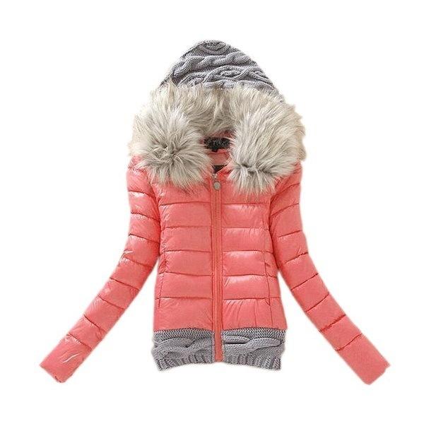 新しい2017年の冬のジャケットの女性のコットンスリム薄いコートコットンパッド入り服の女性ダウンコットンコート