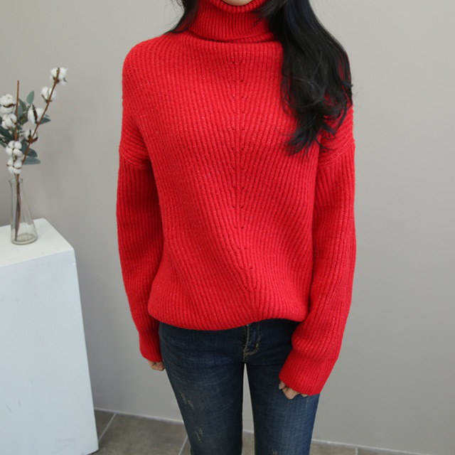 Women s Necklaces Polar Knit Monthly Warm turtlenecks fit perfectly for everyone with perfect fit