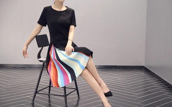 ワウ2017ヨーロッパとアメリカのモデルの腰ウエストレジャー大きなヤードストレッチフィートパンツボタン織り