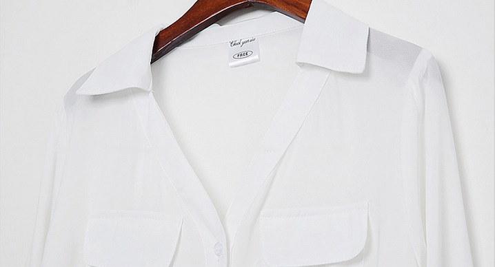 シフォンシャツ ロングシャツ 夏 春 シャツ 無地 ゆったりシャツ 薄いカディガン 日焼け防止 レディースファッション 普段着 着回し抜群 ゆったり シャツ ホワイト ブラック 大きいサイズ S-3X