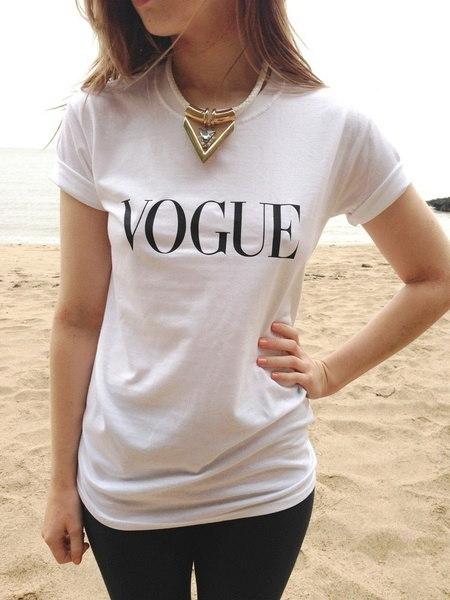 高品質パンクスタイル夏Tシャツ原宿Tumblr VOGUE tシャツ女性トップスBlusa