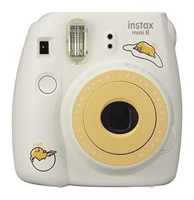 [フィルムカメラ] FUJIFILM インスタントカメラ チェキ instax mini8 「ぐでたま」 INS MINI 8 GUDETAMA & インスタントカメラ チェキ用フィルム 20枚入 I