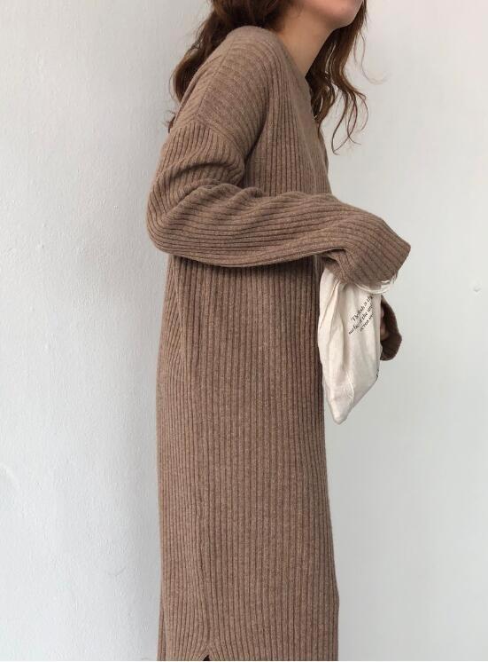 アルゴンタートルネックニット / おしゃれなシルエットのファッションコーデー提案!ハイクォリティー/韓国ファッション/オフィスルック/