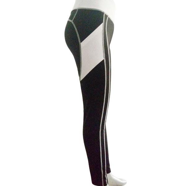 女性スキニーレギンスハイウエスト弾性ヨガフィットネススポーツハート型パンツ