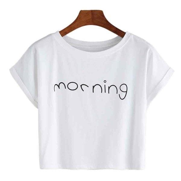 ホットモーニング女性セクシーなショートベリーボタンタンクトップ半袖Tシャツトップス