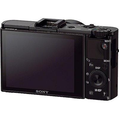 ソニーサイバーショットDSC-RX100 II 20.2 MPデジタルカメラ - ブラック+ 64GB SDXCメモリデュアルバッテリキット+ Ac