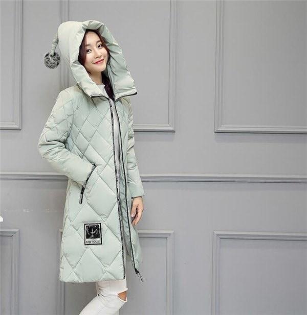 【新入荷20%OFF】ロングダウンコート レディース ロングコート パーカ 大きいサイズ 冬服 防寒 中綿ダウンコート アウター 軽量