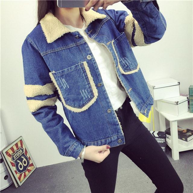 韓国ファッション/レディース ダウン アウター/可愛いプードルモール/フロントファスナー/裏地付きでウールであったか/暖かく着用いただける 高品質 ダウン・ジャケット・コート特集