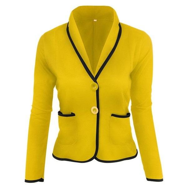 冬の暖かい女性の爪クラスプウールブレンドクラシックピーコートジャケット(S-XXXXL、黒、グレー、ダークグレー、コフ