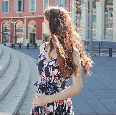 【dressgirl】OPS271 【在庫クリアランスセール】サンシャインフラワーワンピース★ パーティードレス  ワンピース パーティー ドレス ワンピ ミニドレス