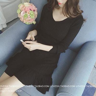 結婚式 ドレス 黒ワンピース オルチャン パーティードレス レディース ドレス オルチャンファッション ワンピース ロングワンピース ドレス ワンピース 大きいサイズ 韓国ファッション 赤