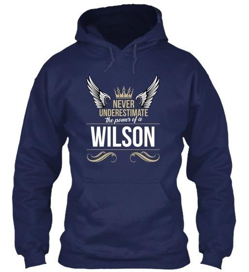 ウィルソンは決して過小評価ヘザー・ジルダン8ozヘビー・ブレンド・パーカ