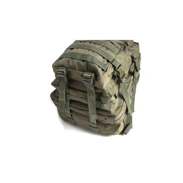 アメリカ軍 多機能アサルトリュックサックミディアム BR058YN タイガー 〔 レプリカ 〕