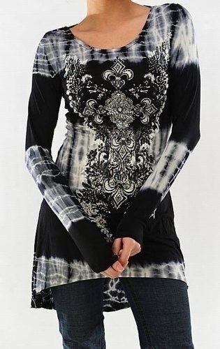 女性のファッションロングスリーブOネックプリントTシャツスリムハイウエストタイのトップスWZG2593