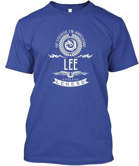 Lee Endless Legend! Hanes Tagless Tee