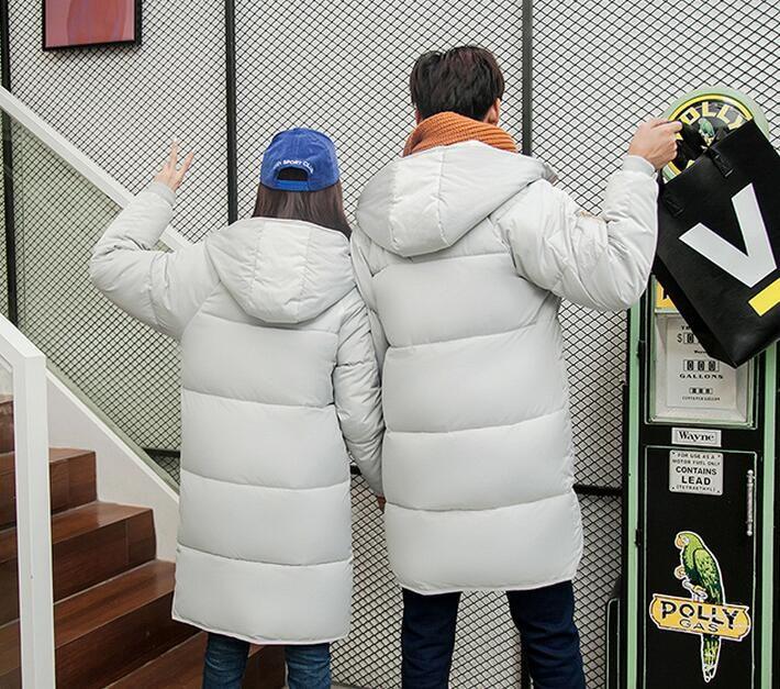 y13  ダウンコート 素敵 ロングコート アウター  大きいサイズ 防寒 暖か ダウン灰 ♪