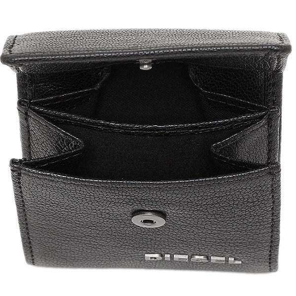 ディーゼル 財布 DIESEL X03920 PR271 T8013 KOPPER メンズ 小銭入れ・コインケース BLACK