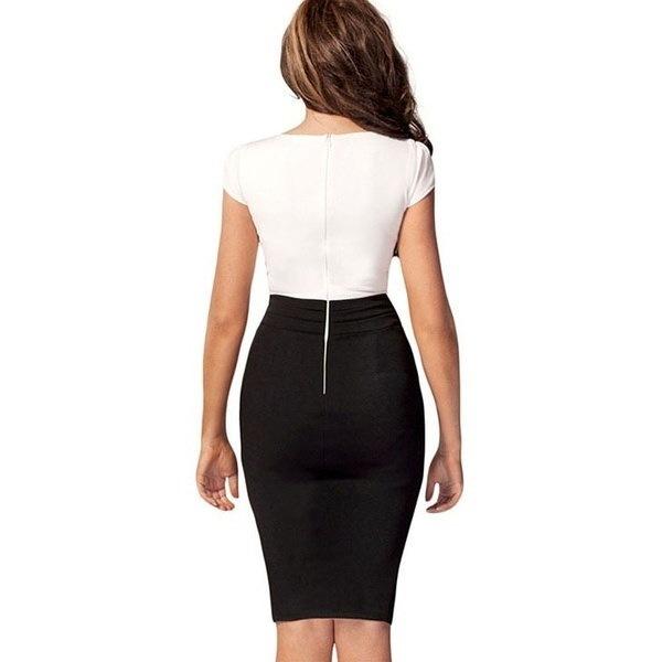 熱い販売2014新しいファッションヨーロッパとアメリカの女性帝国ヴィンテージかぎ針編みレースOネックフィットシフト
