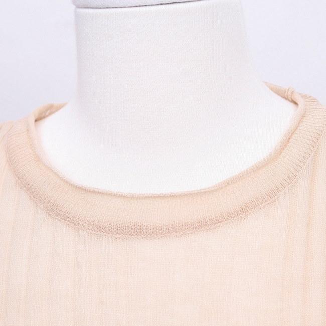 Fast Shipping[BW051]Korean Fashion kint Sexy/Basic Tops/Knit Tops