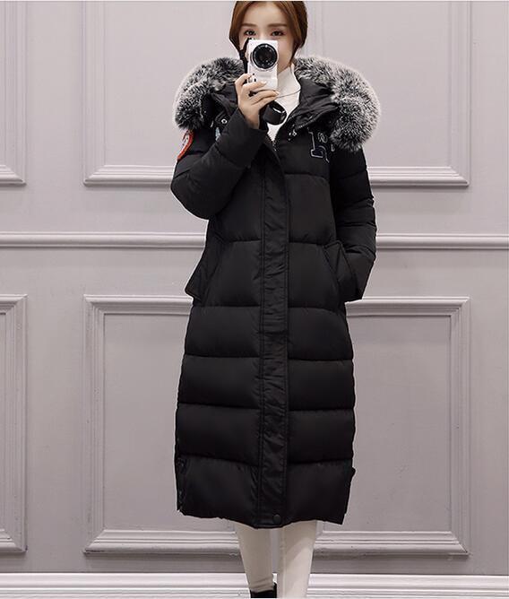 y6  防寒  アウター  キレイめ  ロングコート  ダウンコート♪  大きいサイズ 黒 ♪