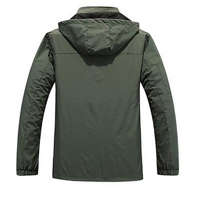 メンズハイキングジャケットサーマル/ウォーム通気トップキャンプ/ハイキングレジャースポーツWinter Fa