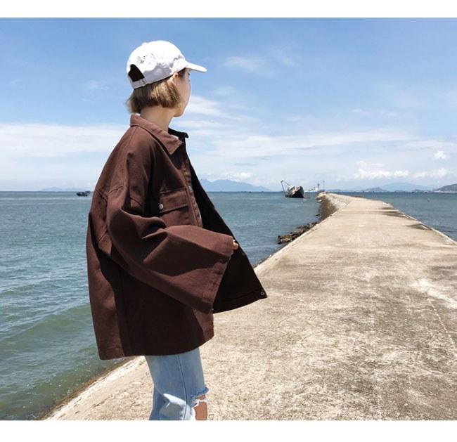 レディス服 ファッション アウター 上着 女性 大人 コート ジャケット オーバー トップス ハーフコート スプリングコート 秋服 カジュアル シンプル アウトドア 大きいサイズ フリーサイズ 韓国風