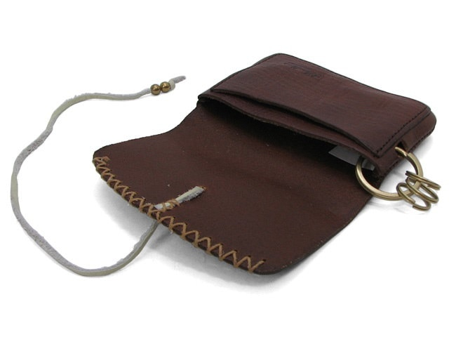Indian インディアン - カードケース IMW093 20 brown 茶 cardcase キーケース