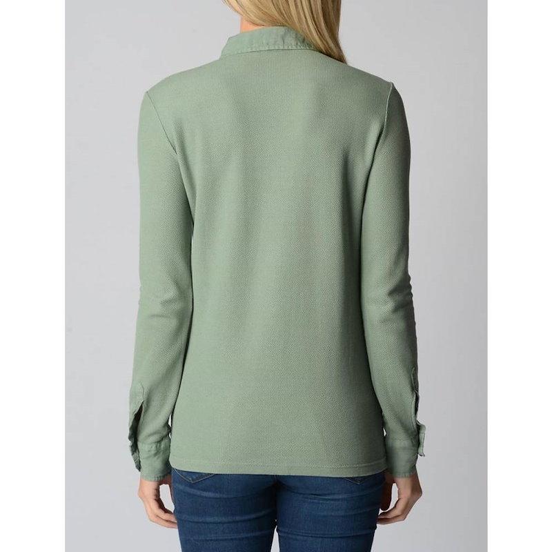 フレッドペリー レディース トップス カジュアルシャツ【Shirt】Green