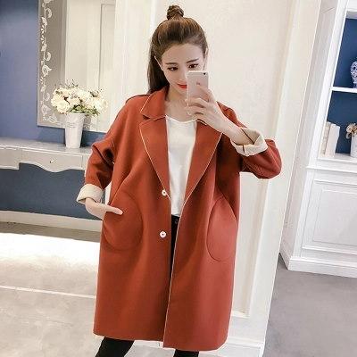 秋大人気新作ラシャコート レディース ロングコート 通勤オフィス 大きいサイズ ファッション 暖か