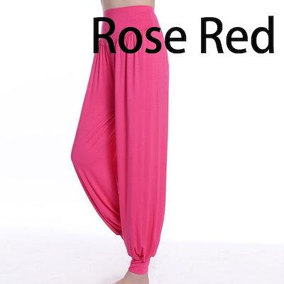 女性プラスサイズソリッドカラーカジュアルルーズハレムパンツヨガパンツ女性のズボン(もっと美しい色は現在利用可能です)