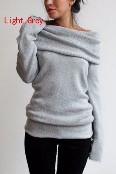 セクシーな女性の冬のロングスリーブプルオーバーパーカジャケットセーターコートフード付きジャンパートップス