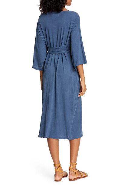 ザ・グレート レディース ワンピース トップス THE GREAT. Robe Sleeve Midi Dress