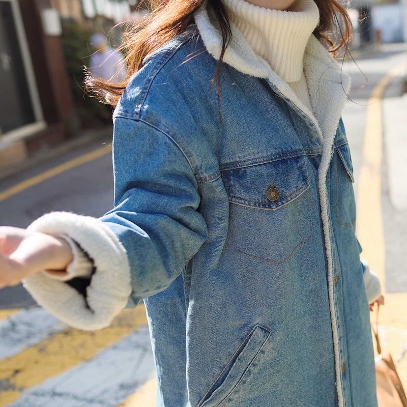 【送料無料】 韓国ファッション 人気 新型 ZAKKA   デニムコート コート トレンチコート 春コート ブラウス コート レディース ロングコート 韓国 コート レディース服 モッズコート
