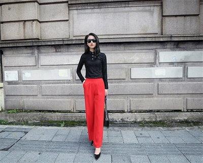 レディースズボン ファッション ワイドパンツ ボトムス シンプル きれいめ 着心地よい お洒落 上質 通勤 春夏秋 大人気 レディーススカート