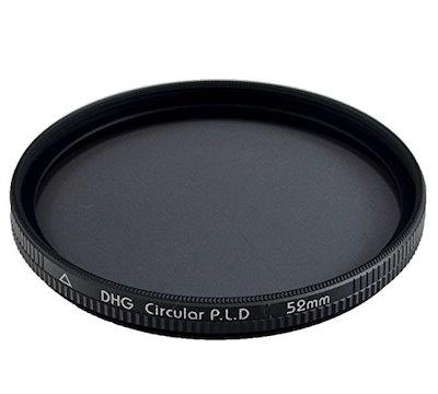 MARUMI カメラ用 フィルター 52mm DHGサーキュラー P.L.D偏光フィルター 63074