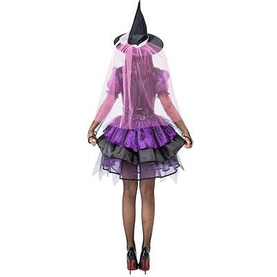 ハロウィン 仮装 ウィッチ 魔女 コスプレ 衣装 コスチューム 魔法使い デビル イベント パーティー
