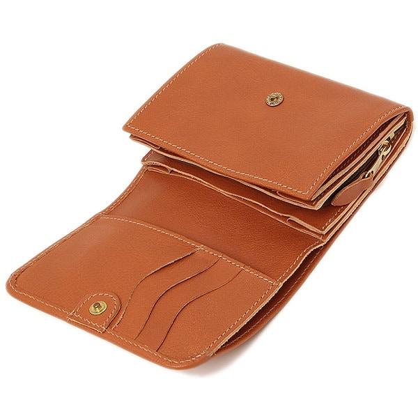 イルビゾンテ 財布 IL BISONTE C0883 P 145 二つ折り財布 CARAMEL