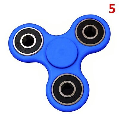Fashion Fidget Hand Spinner Finger Toy Desk Stress Relief Toy Children Gifts