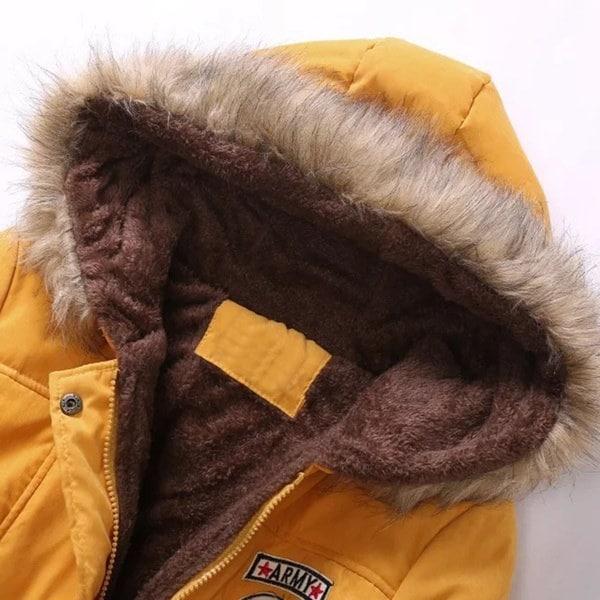 Winter Windproof Coats Women Thermal Thickening Overcoat Jackets Loose Hoodies Coat Cotton-padded Ja