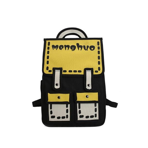 二次元リュック 秋ファッション レディース 大容量 上品さ漂うデザインリュック おしゃれ 通学 通勤 大容量 大人 かわいい おしゃれ 鞄 カバン リュック カジュアル バッグ アウトドア パソコン