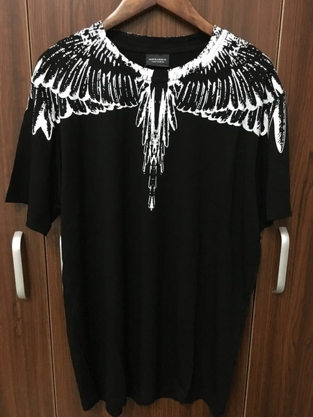 Mens T Shirt Italy County of Milan Feather Wing Men T-Shirts Fashion 2017 Casual Women Summer Style