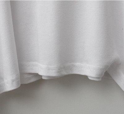 【】カットソー tシャツ 長袖 ロング ゆったり ロゴtシャツ プリント ビンテージ トップス スリーブtシャツ 袖ロゴ