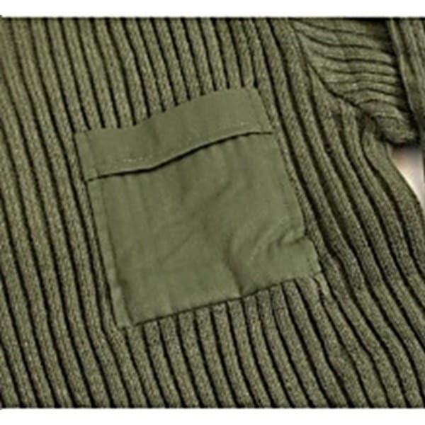 米軍 タイプコマンドセーターレプリカ オリーブ XLサイズ
