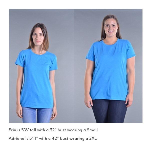チェックメーキング、ウエイトリフティングトレーニング女性用プレミアムティーTシャツ