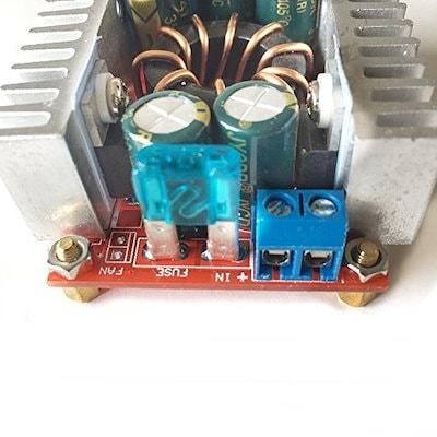 タビヲ (TABIWO) DC-DC 降圧 型 コンバータ ブースト 可変 入力 4-32V 出力 1.2-32V