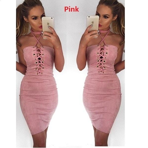 米国の在庫新しいセクシーなVネッククロス包帯パッケージヒップドレス女性スリムボディコンパーティークラブドレス